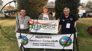 Donated Alpha Antenna 10-80M Alpha Loop and HD-FMJ